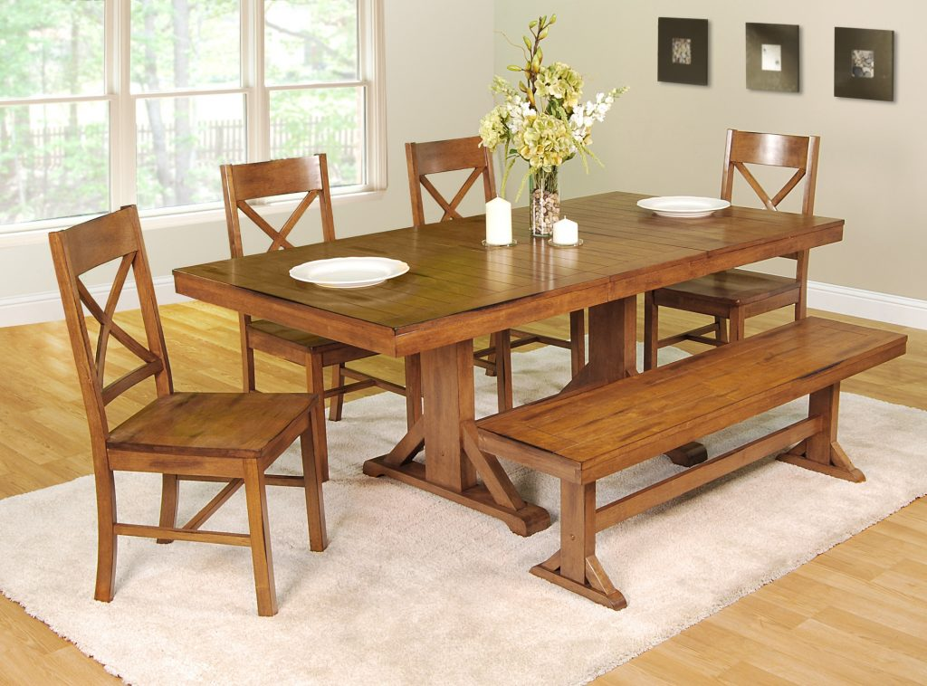 Dining Room Dining Room Table Sets With Bench Exciting Cozy Design