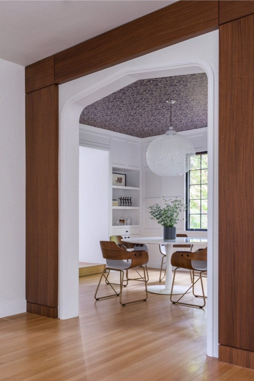 Dining Room Entrance Designs Dining Room Qacico