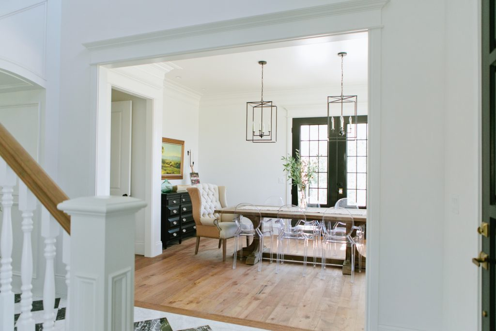 Dining Room Entryway Home Design Decorating Ideas
