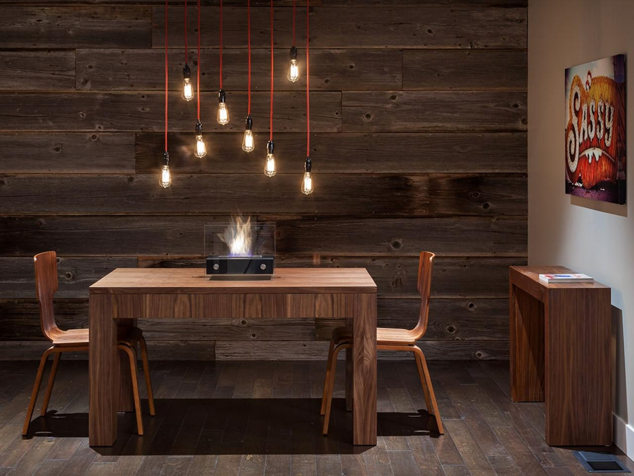 Dining Room Hanging Light Bulbs Ideas For Decorating With Hanging