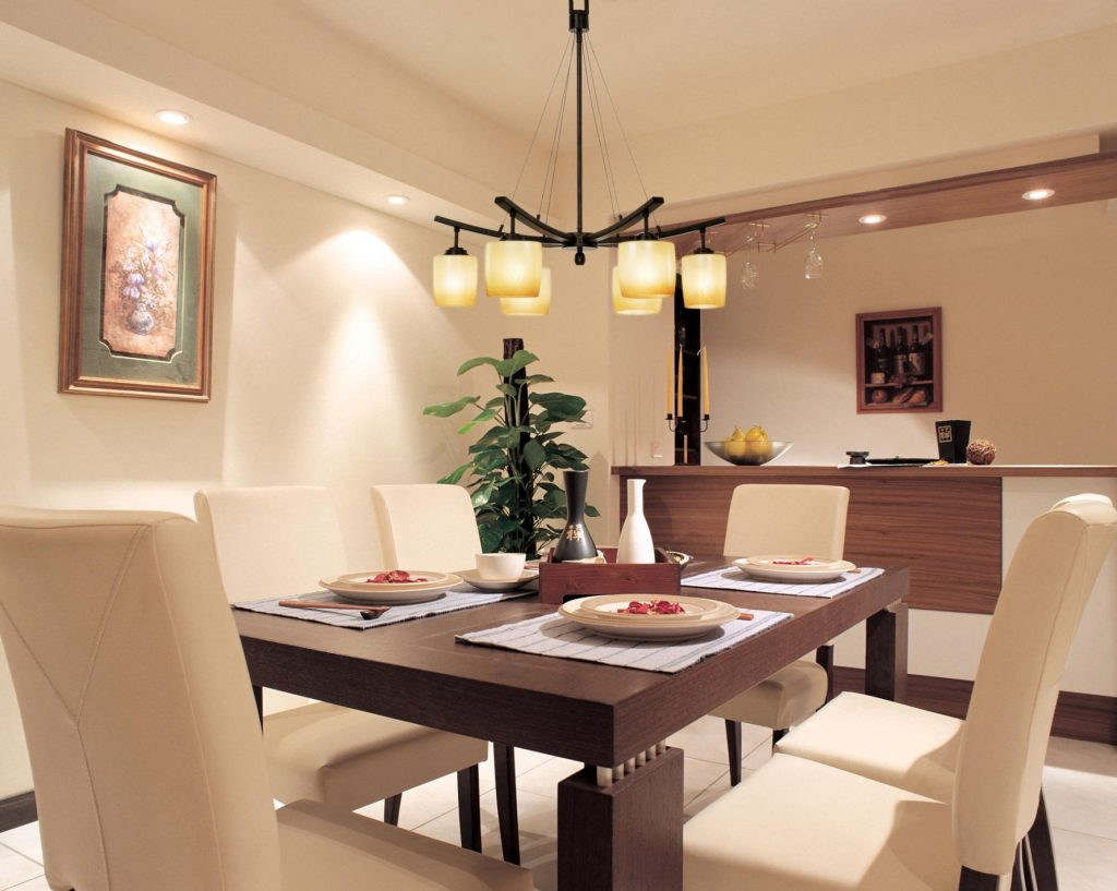 Dining Room Lighting Ideas Trellischicago Home Decorating And