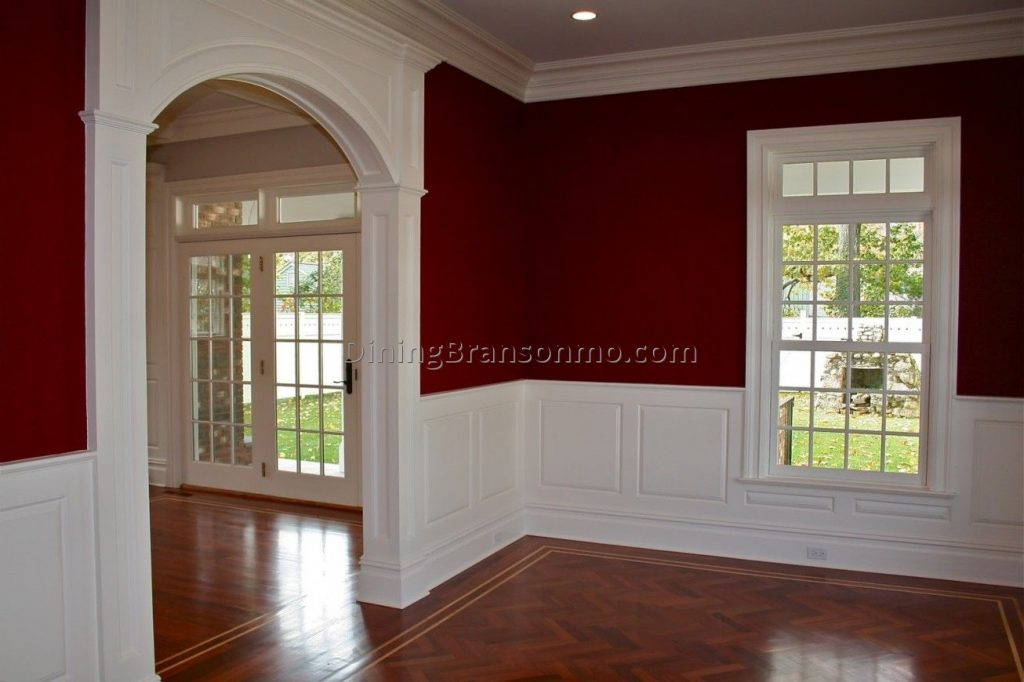 Dining Room Paint Colors With Chair Rail Emiliesbeauty