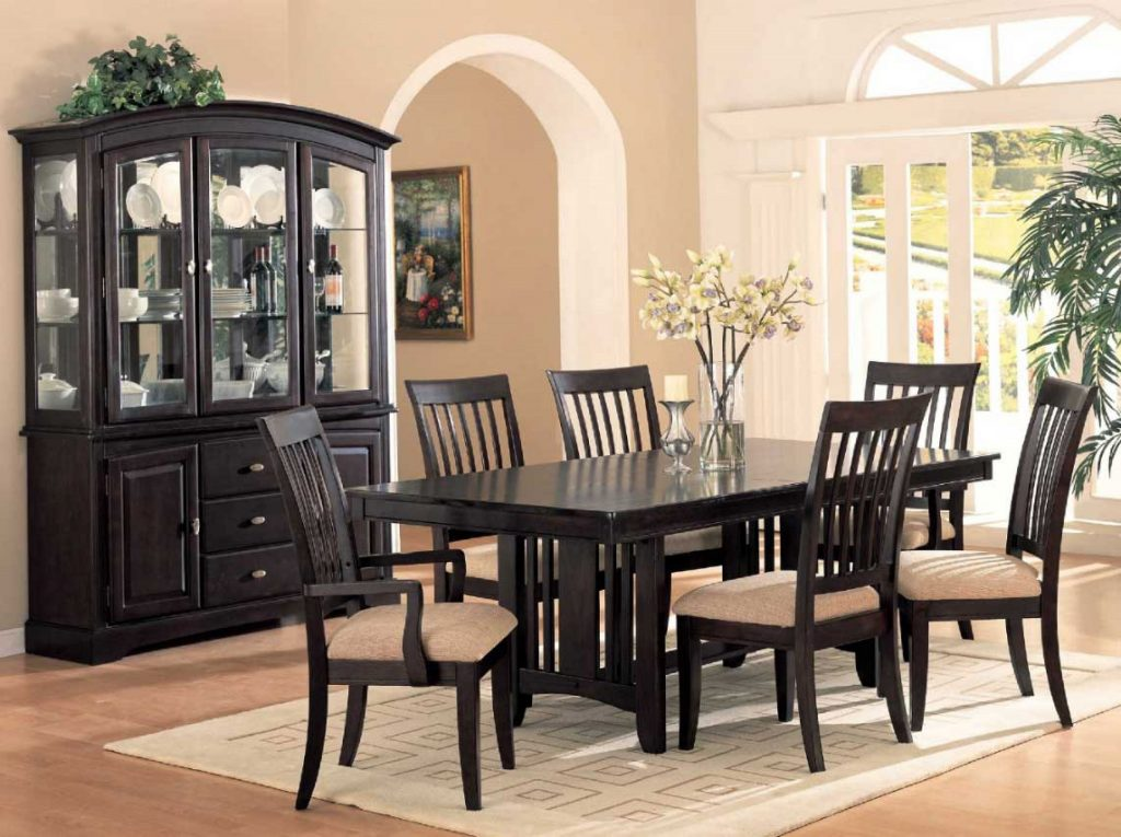 Dining Room Set With China Cabinet Popular Interior Paint Colors