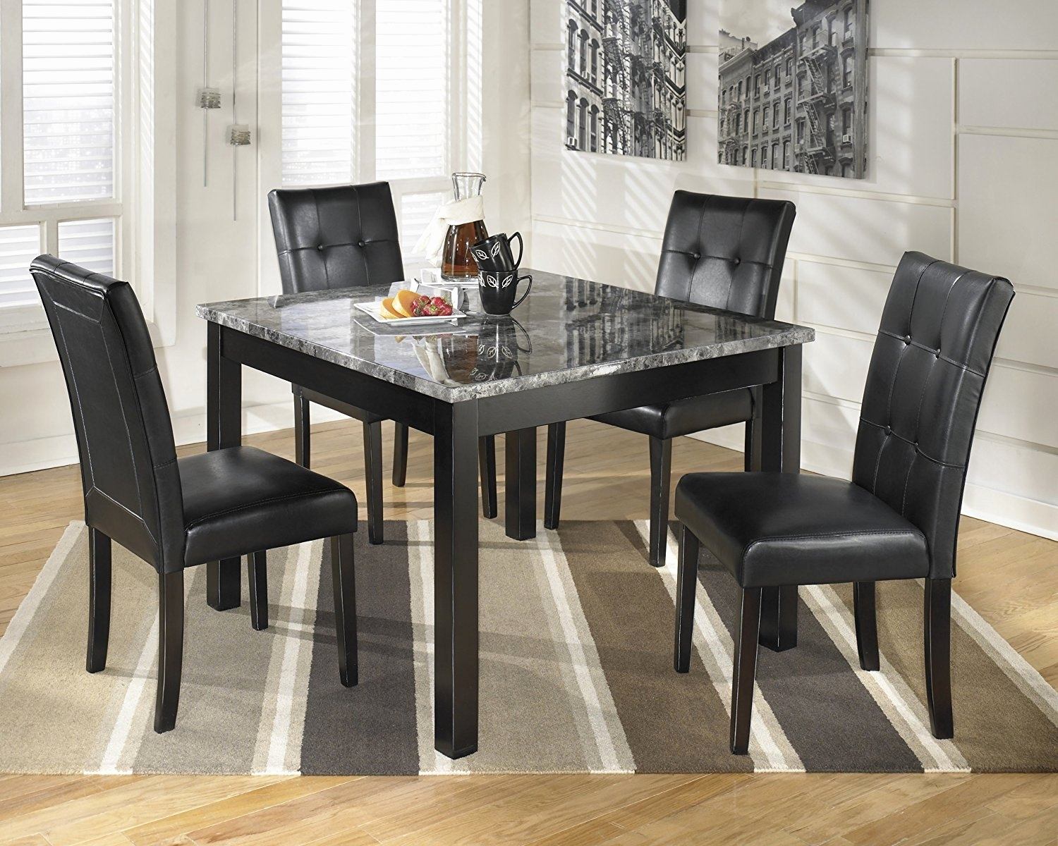 Dining Room Sets Cheap Luxury Furniture Triangle Dining Table With Layjao