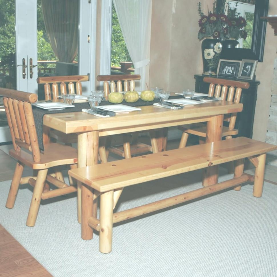 Dining Room Sets Country Style Round Dining Table Set For 6 Kitchen