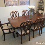 Dining Room Sets Craigslist Modern Table Set Com In Ideas Within 17