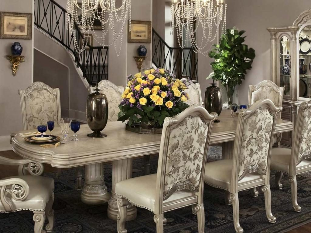 Dining Room Splendid Dining Room Table Centerpieces With Simple