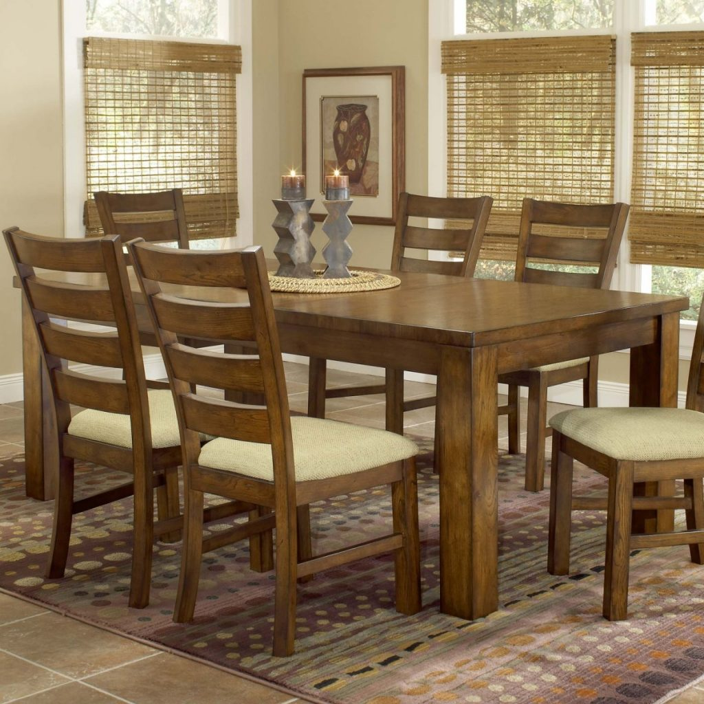 Dining Room Wood Dining Room Table Wooden And Chairs Light Set