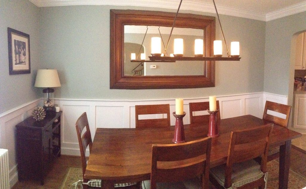 Dining Rooms With Chair Rails Home Improvement Insights