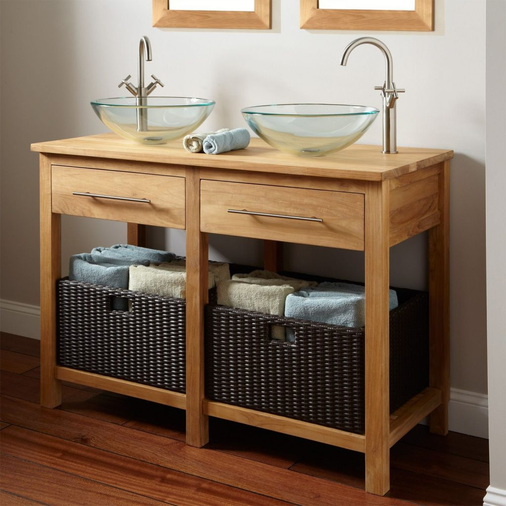 Diy Bathroom Vanity Save Money Making Your Own Diy Bathroom