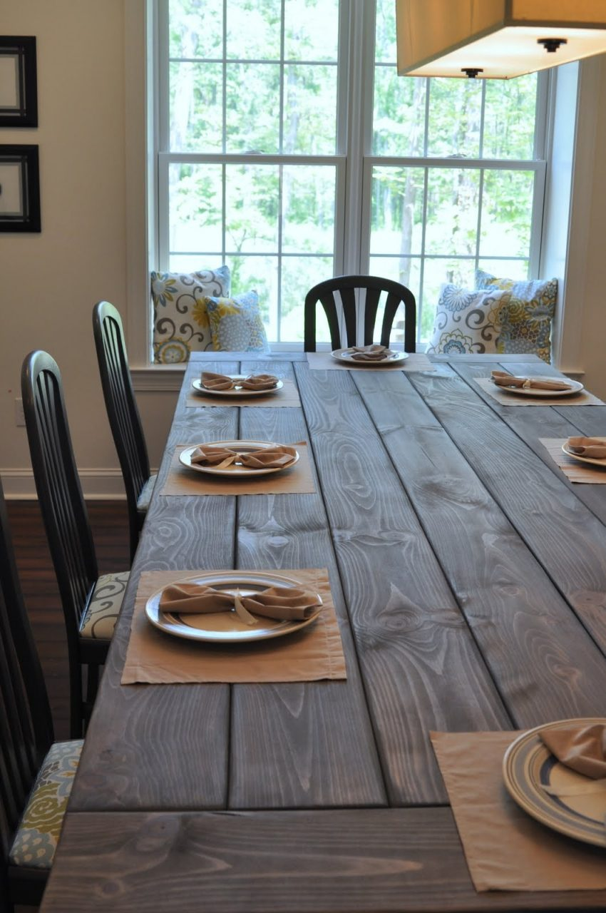 Diy Farmhouse Dining Table Farmhouse Table Remix How To Build A