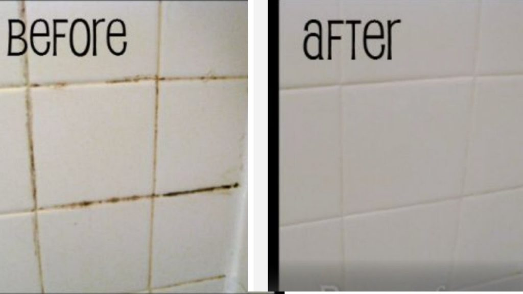 Easy Grout Bathtub Cleaning Tip Mamiposa26 Youtube