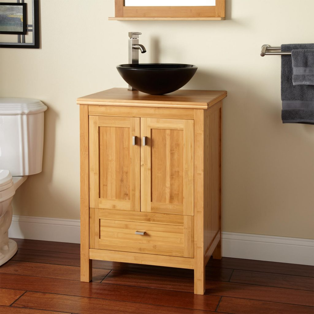 Eco Friendly Vessel Sink Vanity Signature Hardware