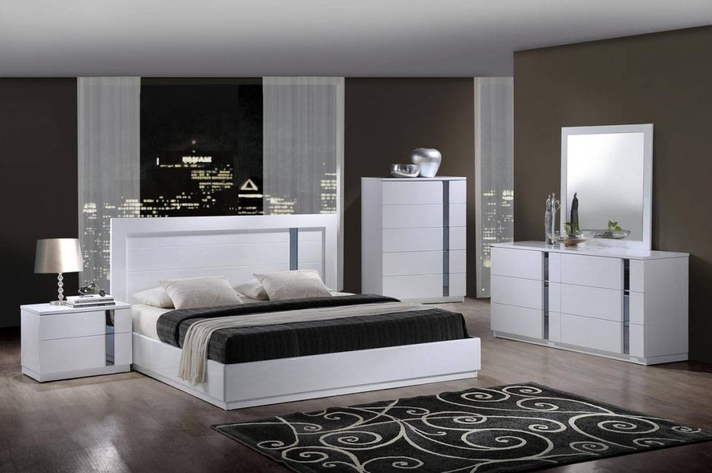 Elegant Quality Contemporary Platform Bedroom Sets Las Vegas Nevada