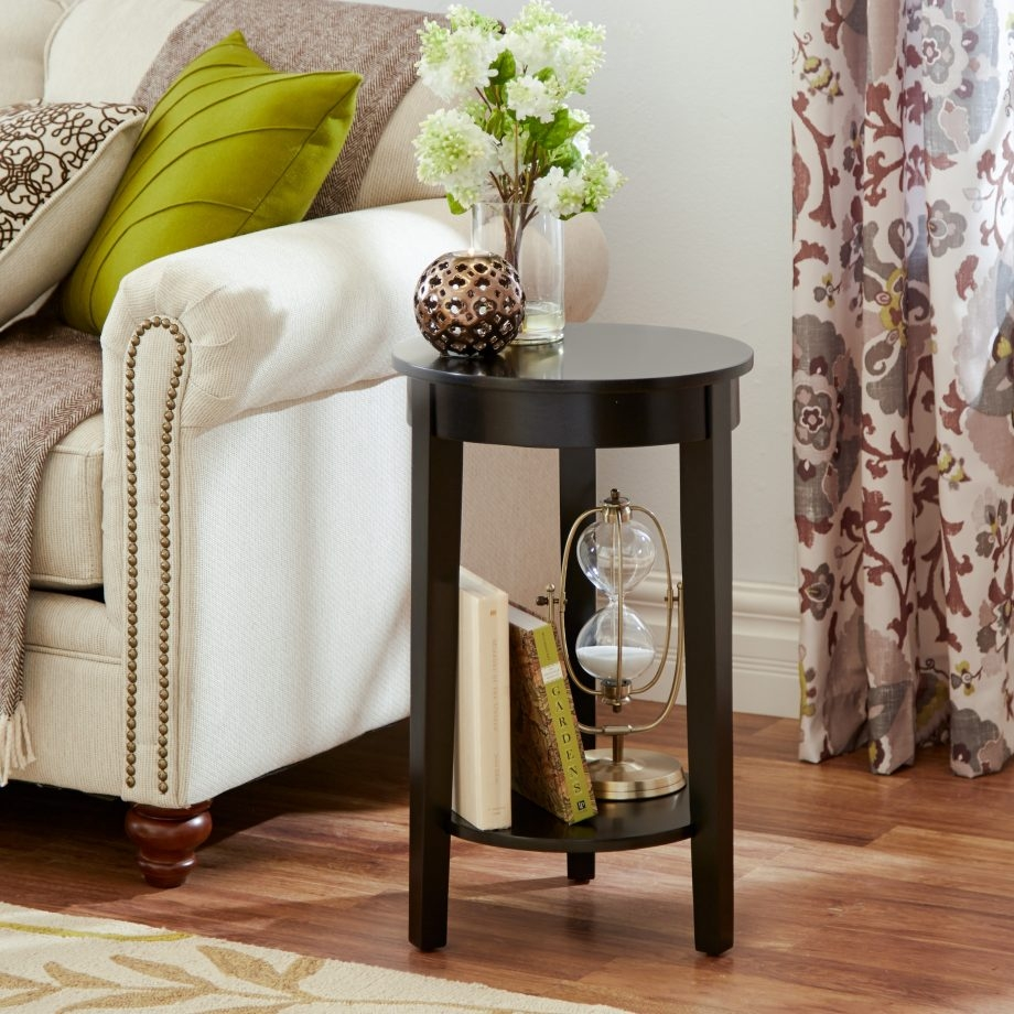 End Table Decoration Ideas Elegant Decor Home Small Tables For
