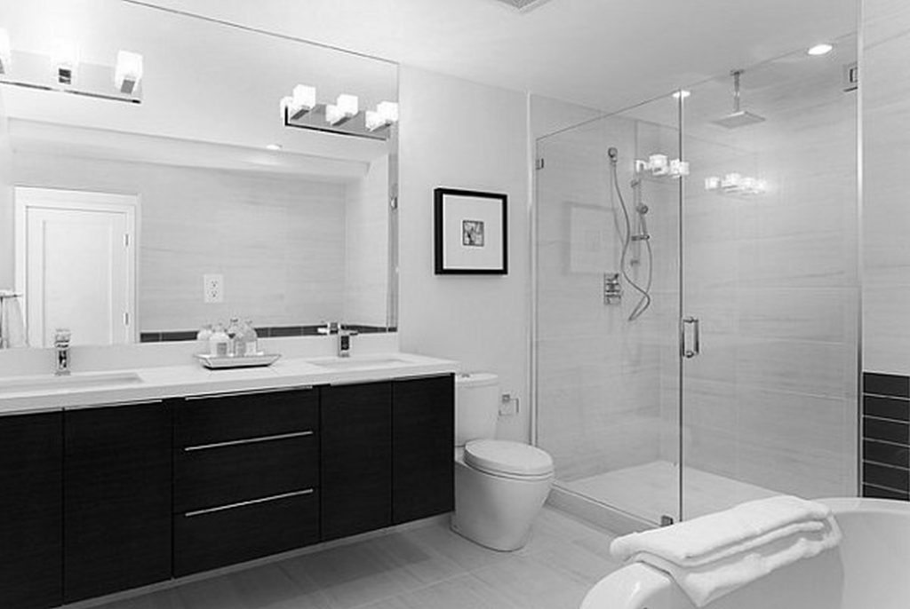 Endearing Bathroom Lighting Ideas Light Fixtures Large Vanity