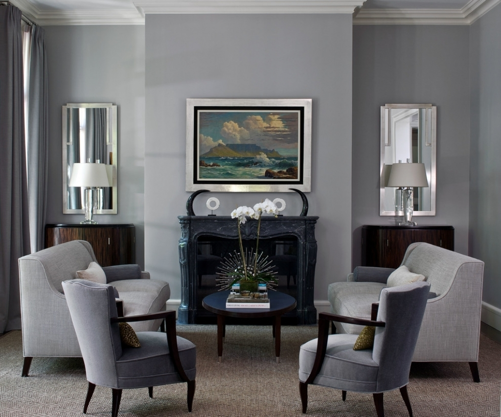 Excellent Ideas Grey And Blue Living Room Gray Layjao