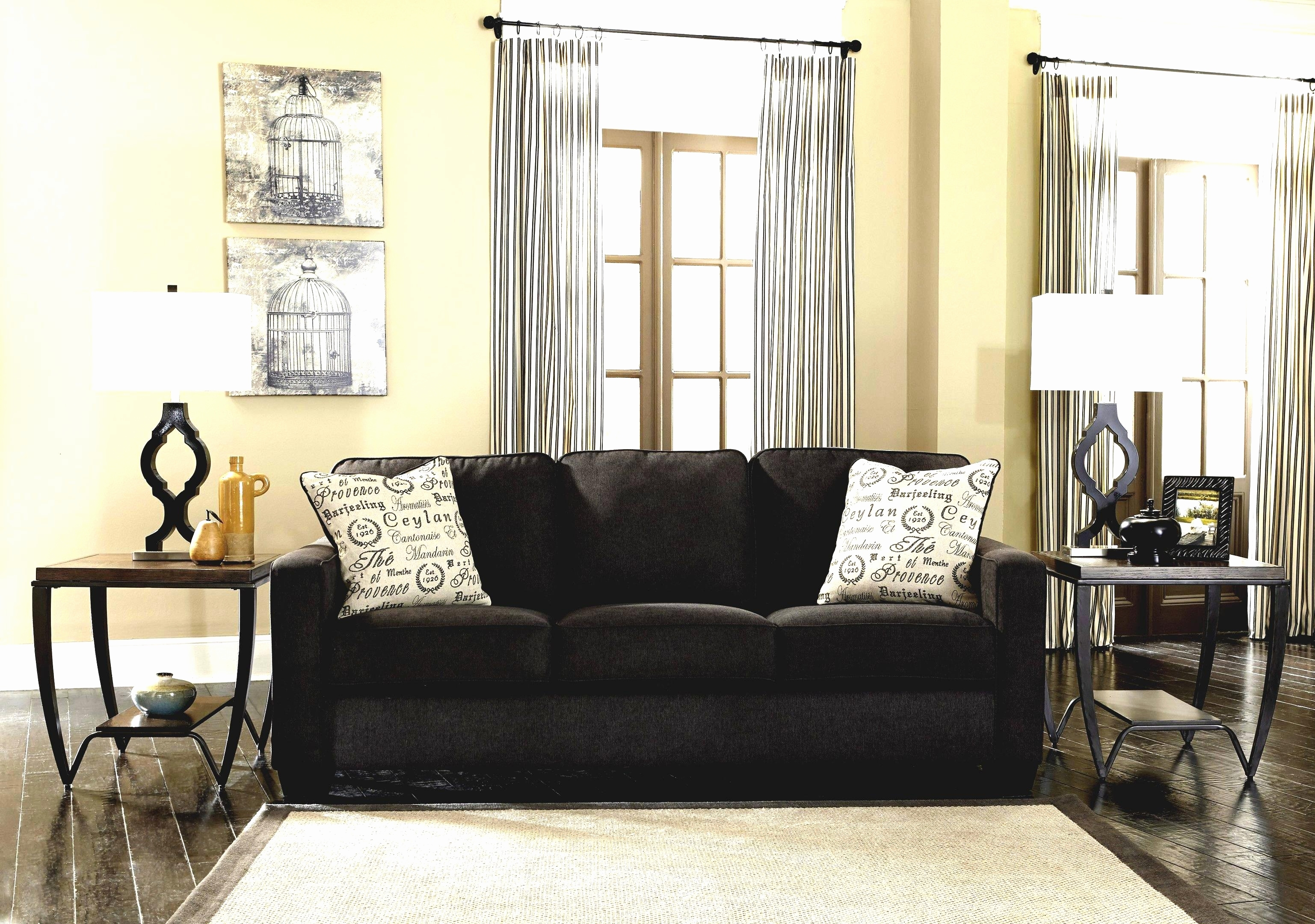 Excellent Ideas Grey And Cream Living Room Decor Black Sofa Living Layjao