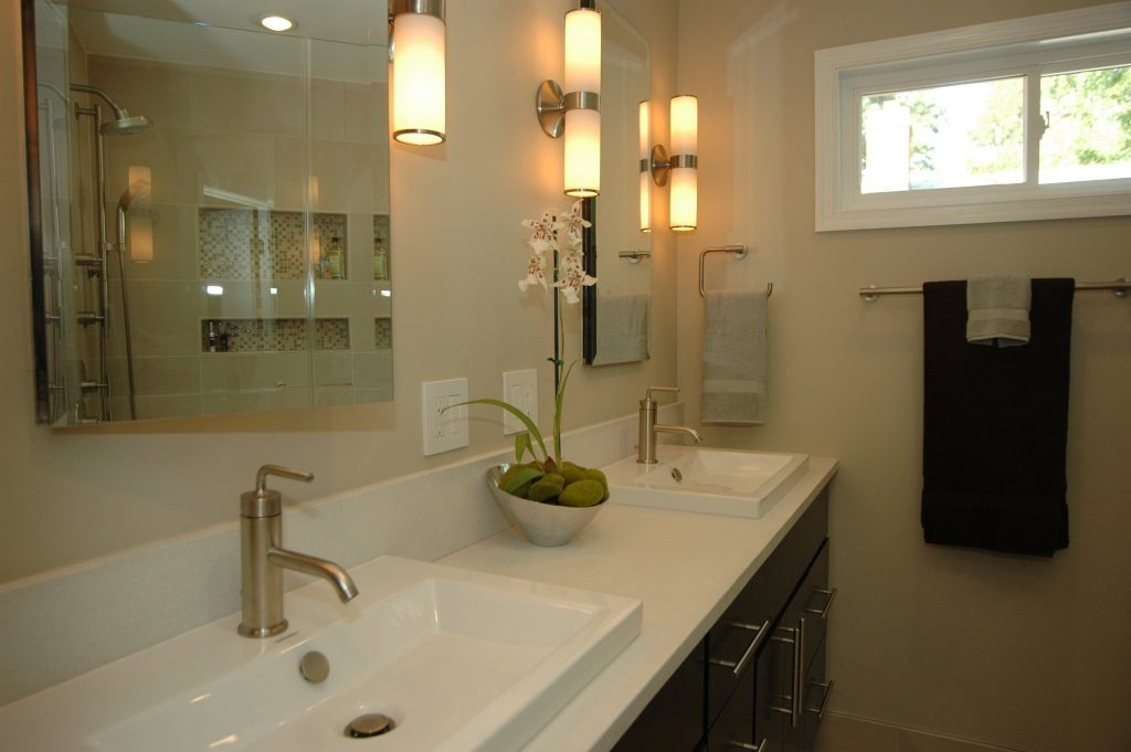 Extraordinary Bathroom Lighting Fixtures Lowes Hollywood Vanity