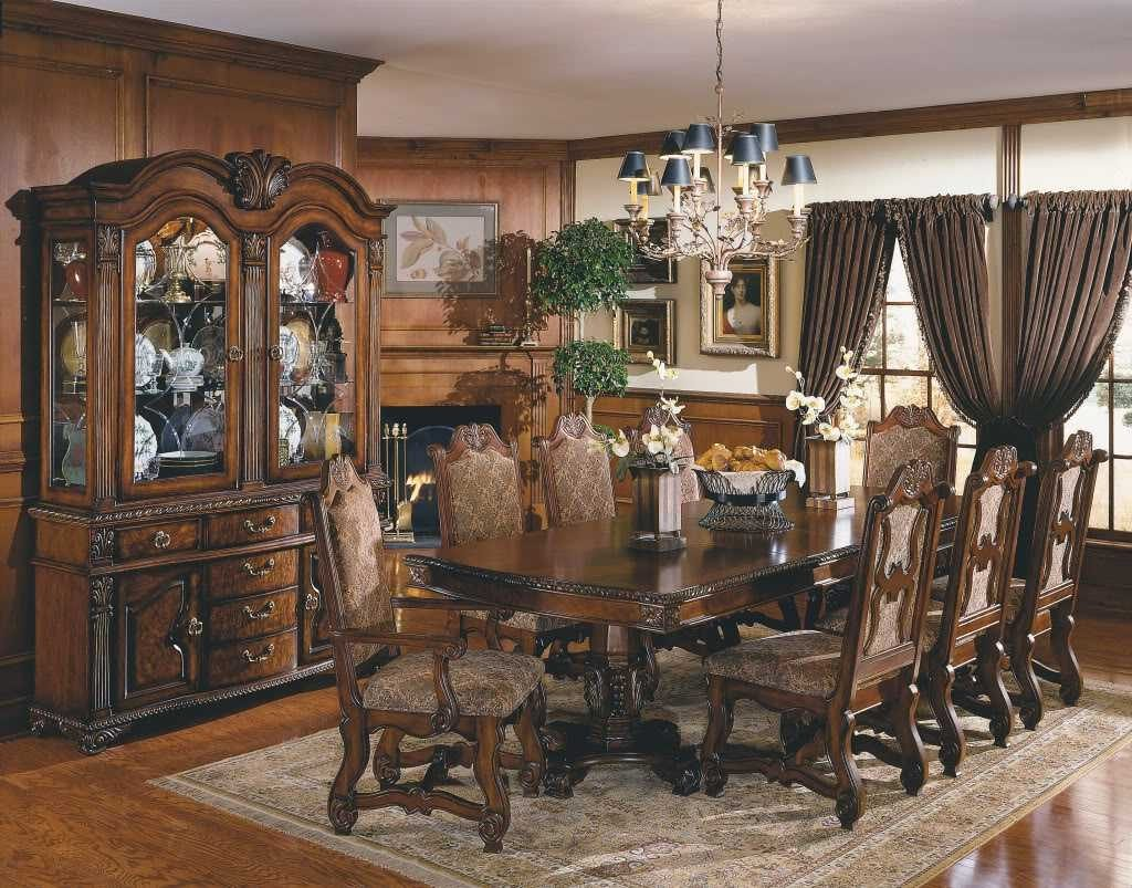 Fabulous Dining Room Set With China Cabinet Ideas And Sets Bench