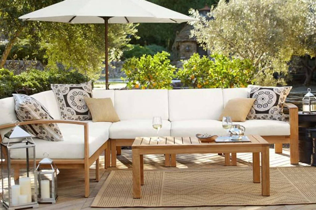 Fabulous West Elm Patio Furniture Residence Decorating Photos 6