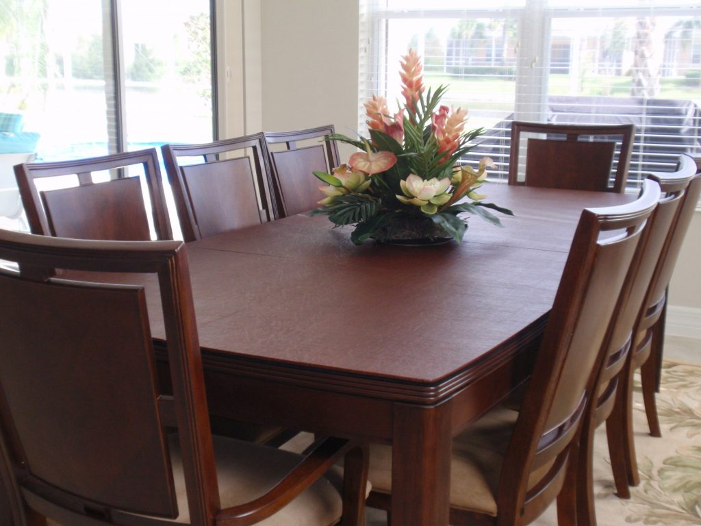 Fair Dining Room Table Pad On Alluring Gorgeous Protector All At