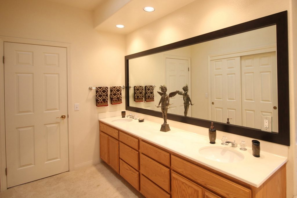 Framing A Bathroom Mirror Tips To Improve Your Bathroom Mirror Look
