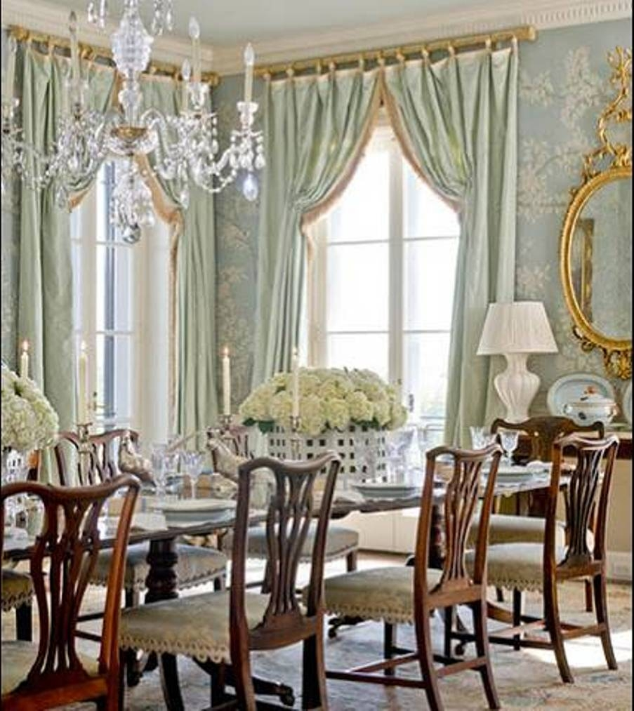 French Style Dining Room Photos Of Ideas In 2018 Budasbiz
