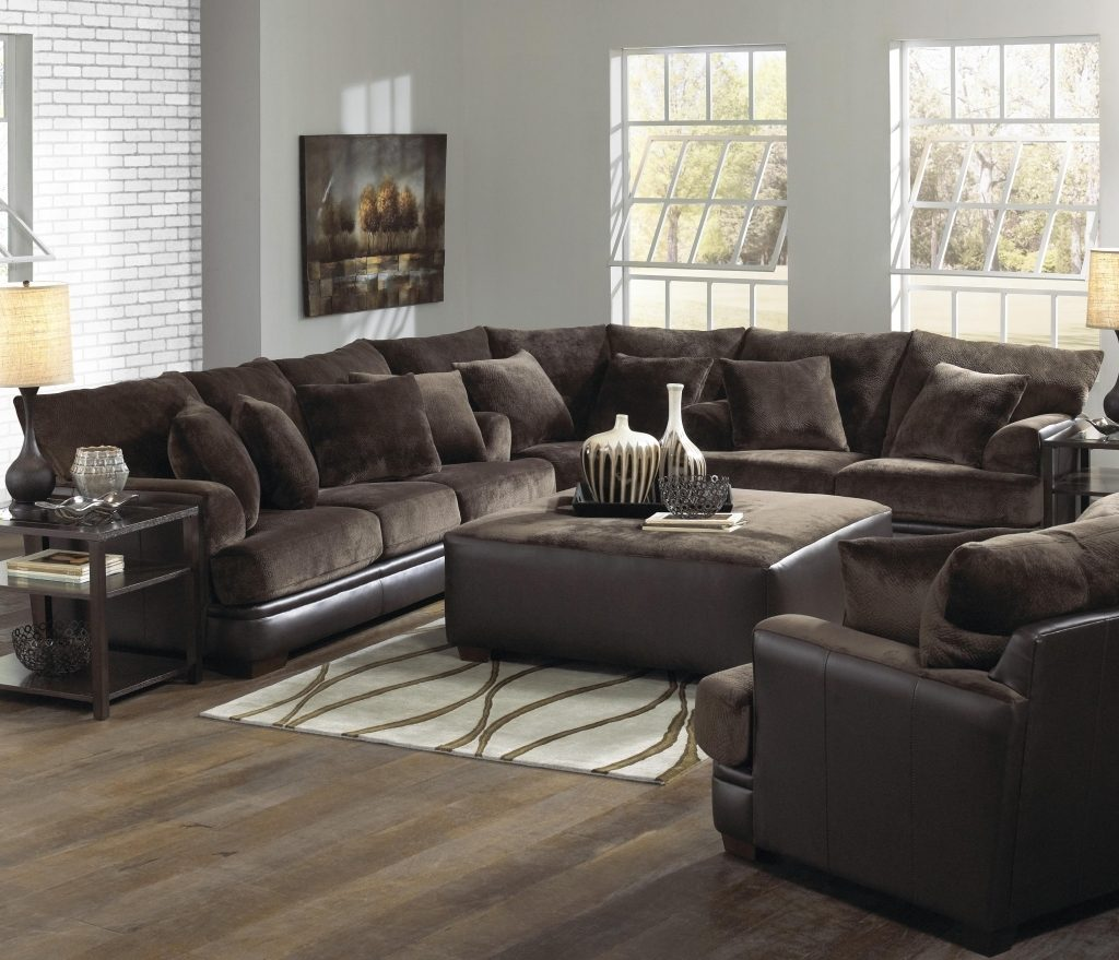Furniture Brown Couches Luxury Dark Brown Couch Living Room Ideas