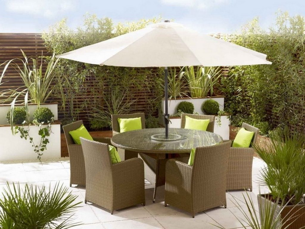 Furniture Latest Ideas For Outdoor Patio Dining Sets With Patio