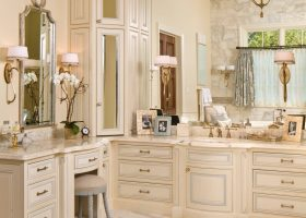 Bathroom Vanities Built In