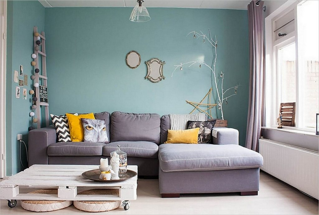 Living Room Ideas Grey And Teal Layjao