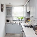 Kitchen Designs Grey And White