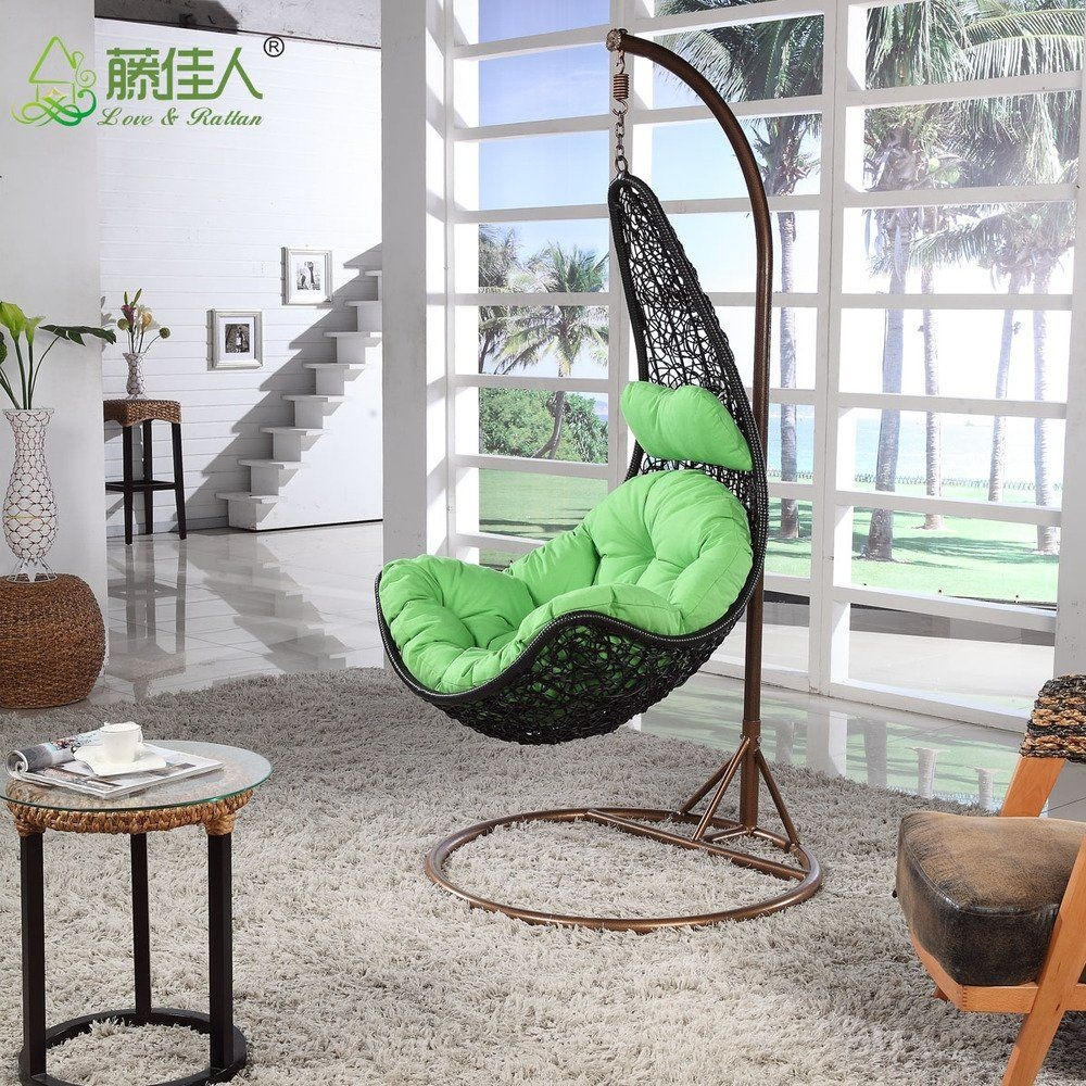 Hanging Out In Style 20 Awesome Indoor Hanging Chair Ideas The