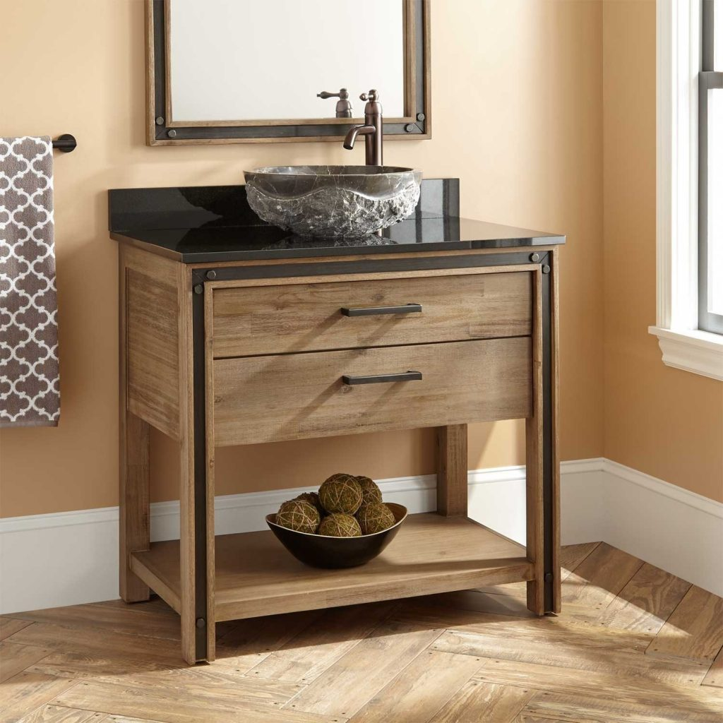 Home Design Bathroom Vanity With Bowl Sink Also Stunning Bathroom