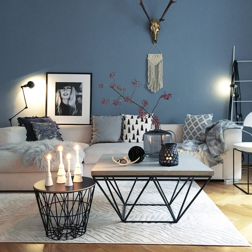 Home Living Room Table Decoration Table Decoration Ideas For