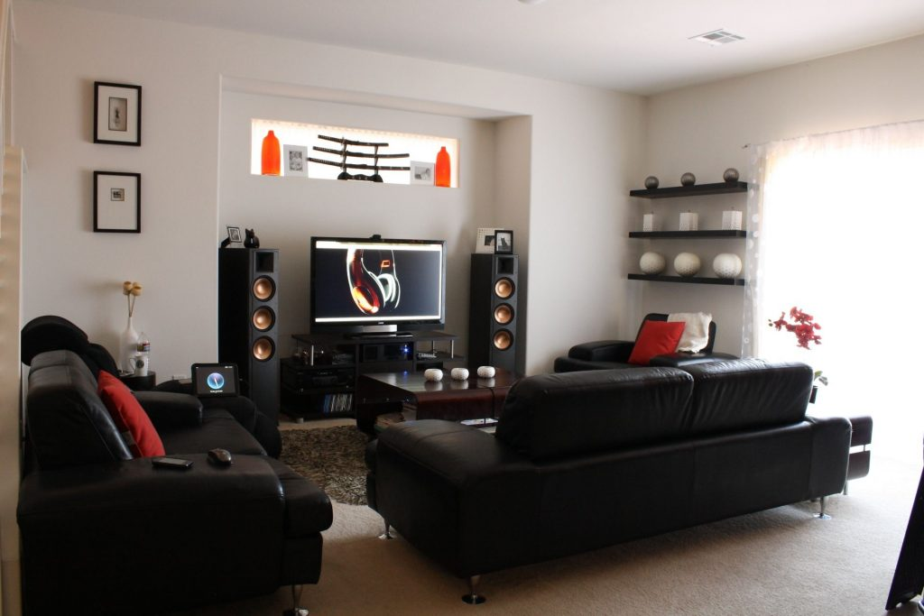 Home Theater Living Room Setup Home Theater And Gaming Pinterest