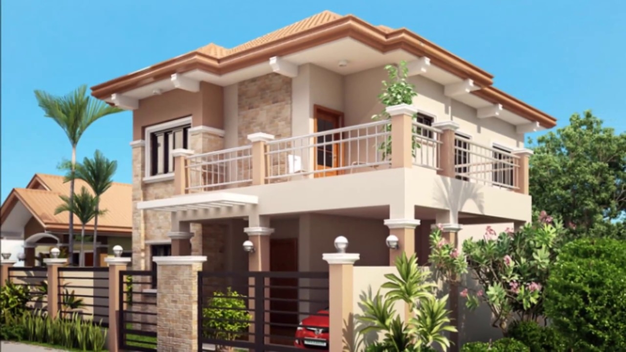 House Exterior Design Outside House Youtube Layjao