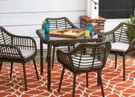 Outdoor Furniture Small Space