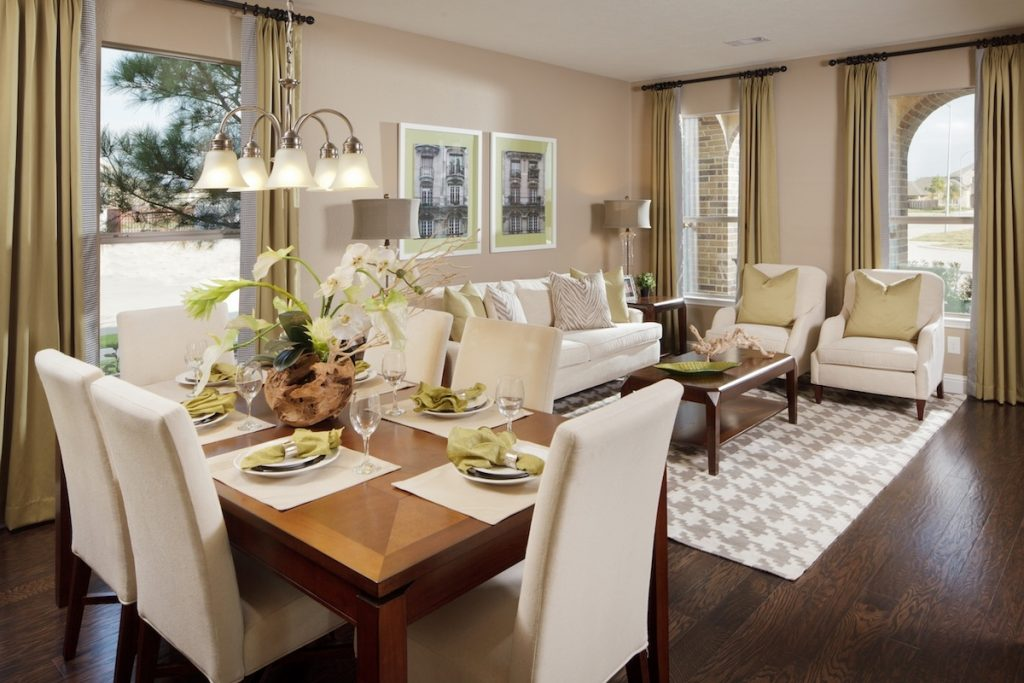 How To Decorate Living Room Dining Room Combo That Could Function
