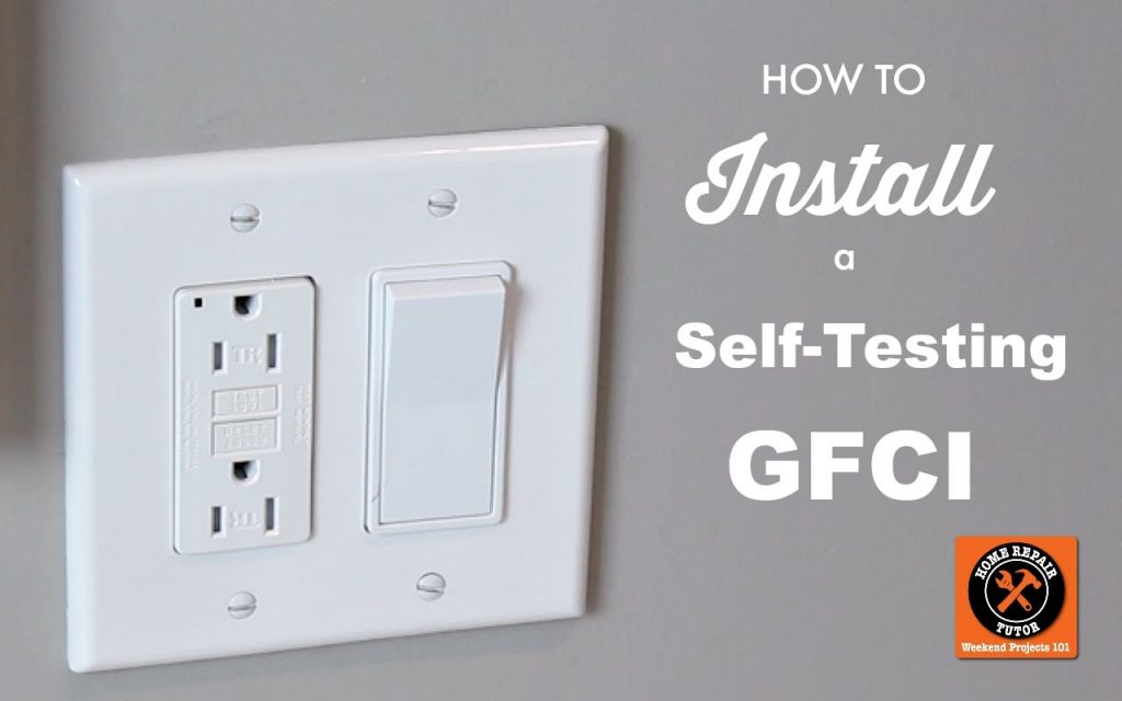 How To Install A Gfci Outlet Like A Pro Home Repair Tutor