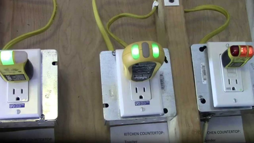How To Install Multiple Gfci Receptacles In The Same Circuit Youtube