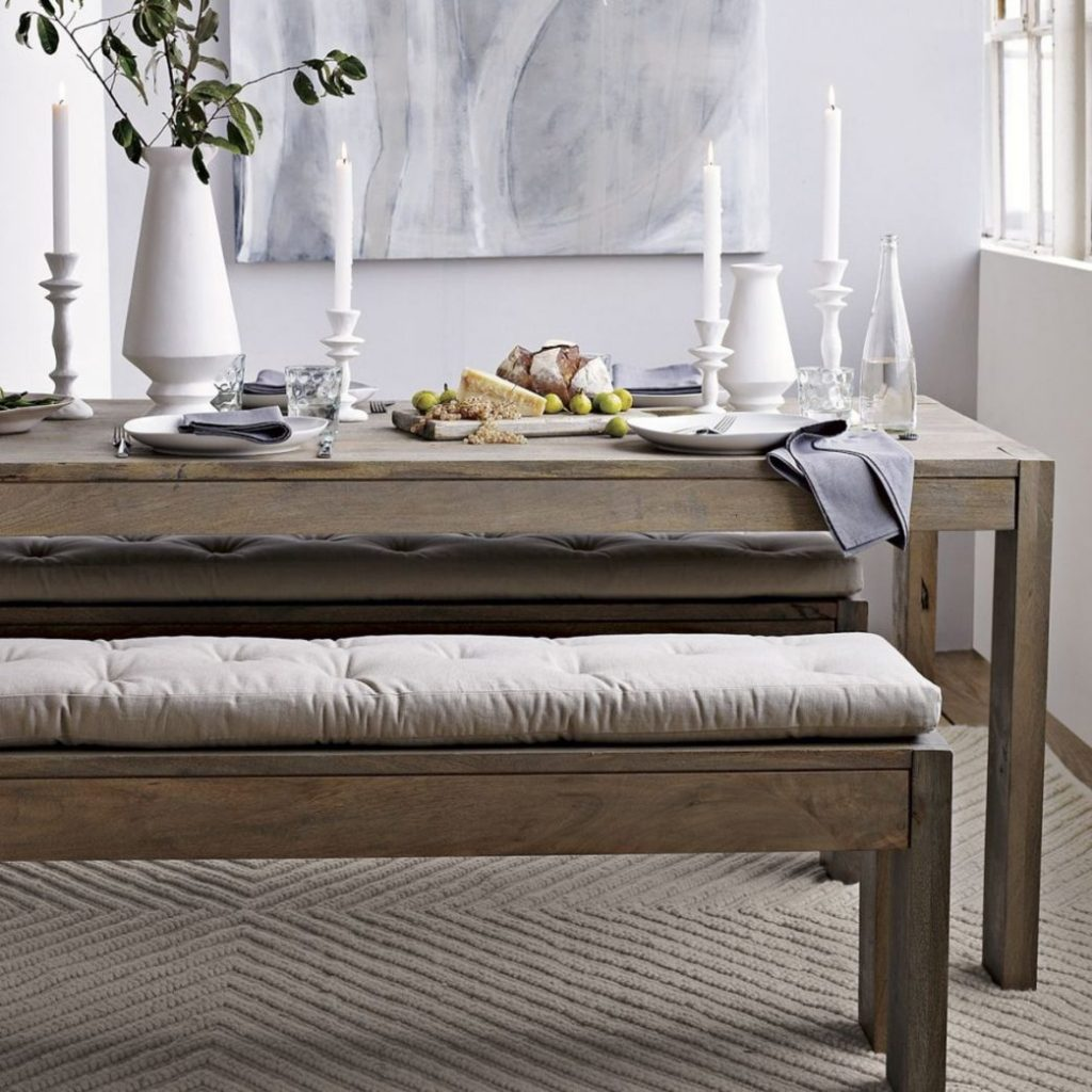 How To Make A Dining Room Bench Cushion Enichearticles