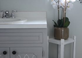 Bathroom Vanities Painted