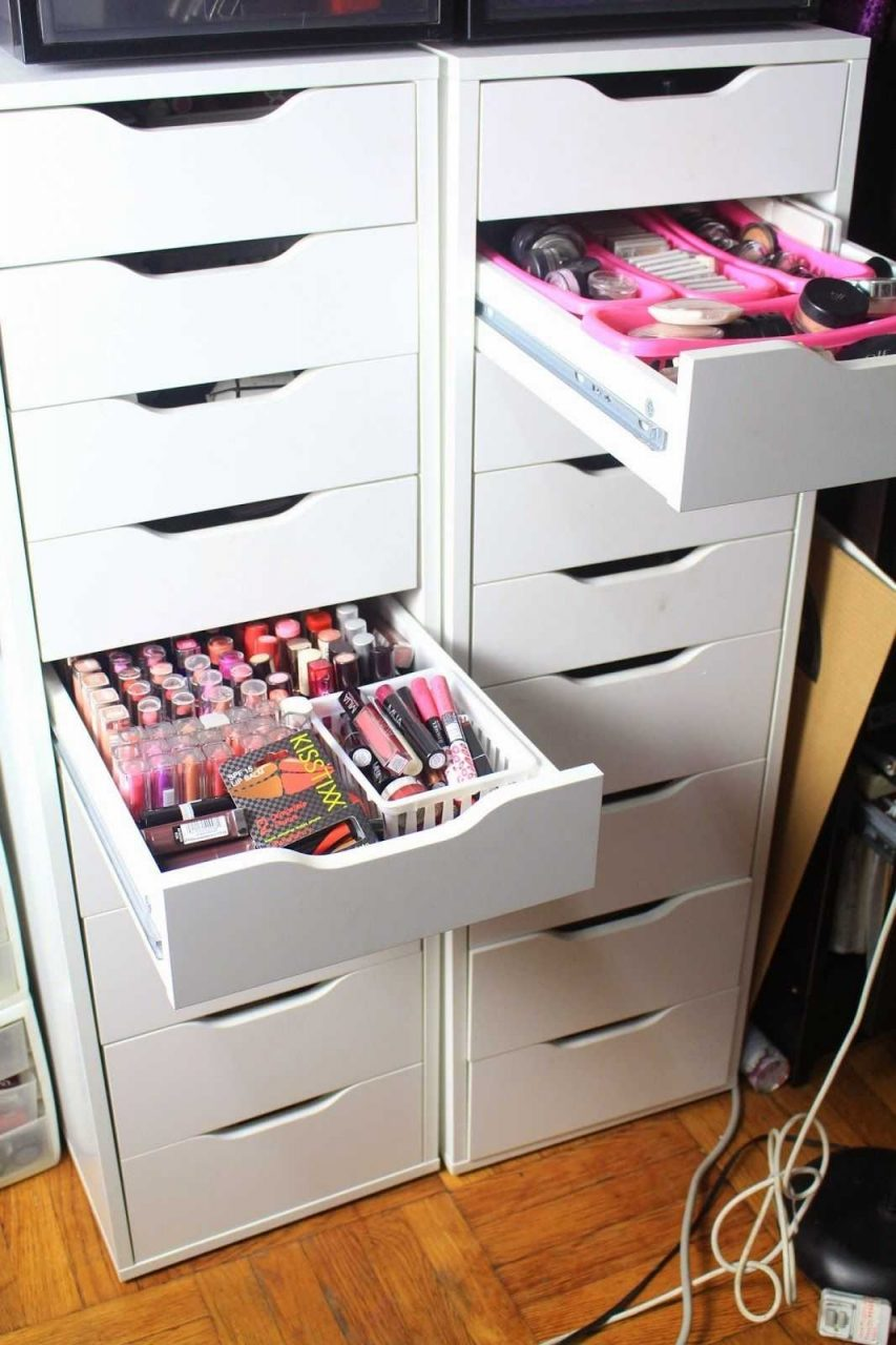 Ideas Ikea Drawer Organizer Bedroom Including Incredible Bathroom