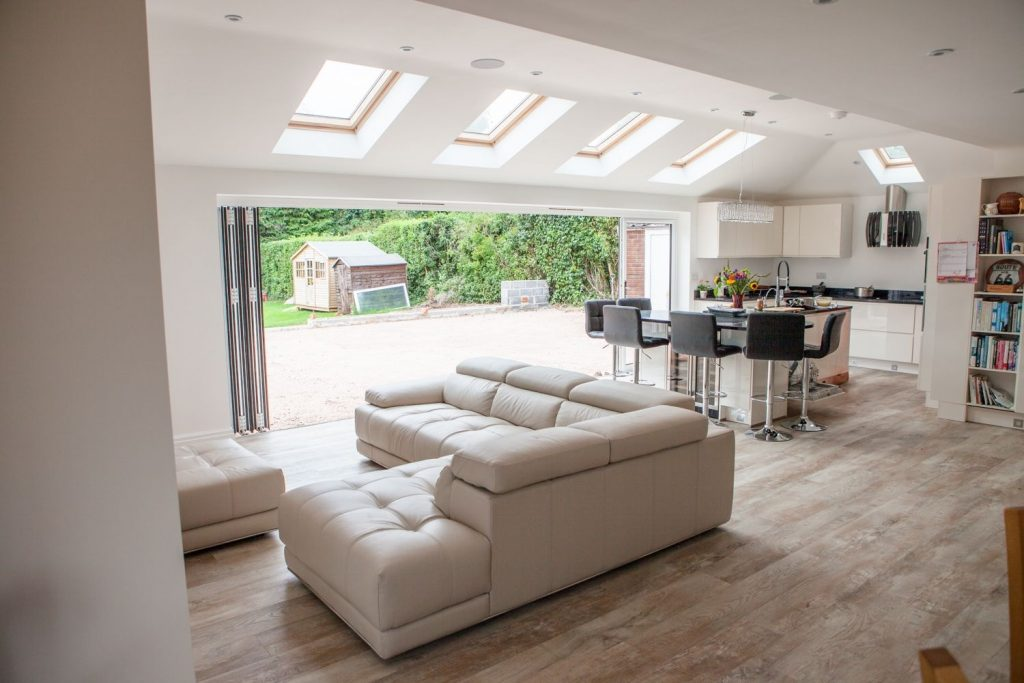 Image Result For House Extension Kitchens Pinterest House
