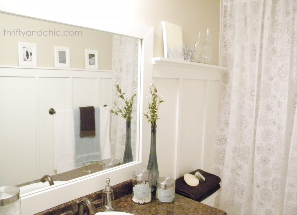 Images Of Bathroom Makeovers With Bathroom Makeover 1873