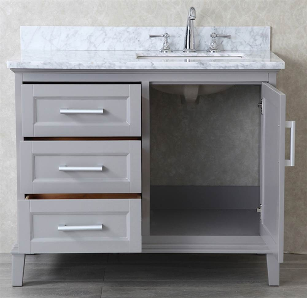 Inexpensive Bathroom Vanities Discount Home Design Ideas