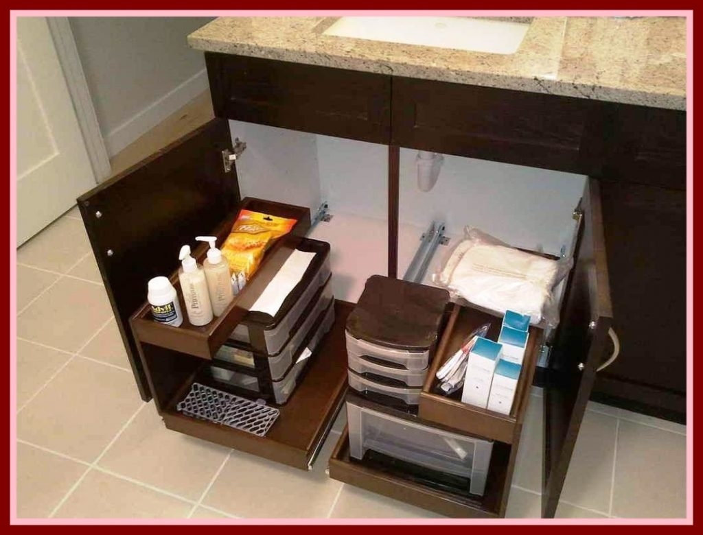Inspiring Fresh Bathroom Vanity Organizer Best Design For Vanities