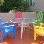 Interesting Furniture Beautiful Recycled Plastic Patio Furniture